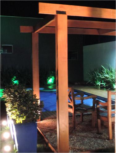 Foto Decks Vitrine Verde